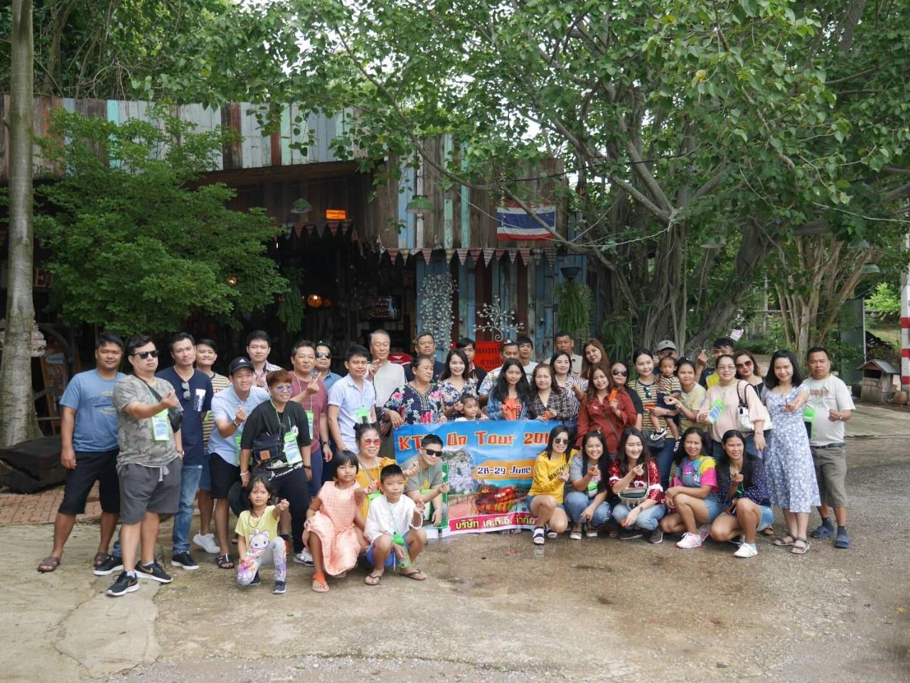 ท่องเที่ยวประจำปี2019 บริษัท เค.ที.อี.จำกัด สวนผึ้ง ราชบุรี 28-29 มิถุนายน 2562